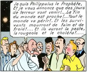 illustration - Philippulus le prophète