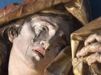 illustration - Johan Georg Pinsel, La Vierge de Douleur Vers 1758