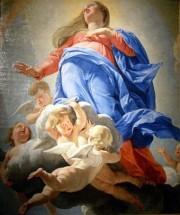 illustration - Assomption de la vierge, par Philippe de Champaigne, musée de Cherbourg