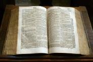 illustration - La Bible dans l'Oratoire du Louvre