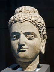 illustration - Image: 'Bouddha du Gandhara (MNAAG / Musée Guimet, Paris)'  http://www.flickr.com/photos/72746018@N00/28318515756 Found on flickrcc.net
