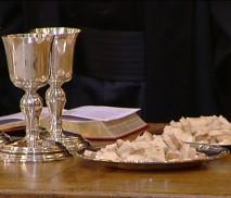 illustration - Du pain et des coupes de Saint Cène