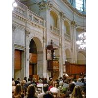 illustration - culte à l'Oratoire du Louvre