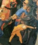 """illustration - extrait du """"jugement dernier"""" de Fra angelico"""
