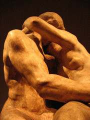 illustration - Rodin : le baiser - http://www.flickr.com/photos/14012786@N00/2584804971 Found on flickrcc.net